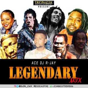 DJ R-Jay - Legendary Mix